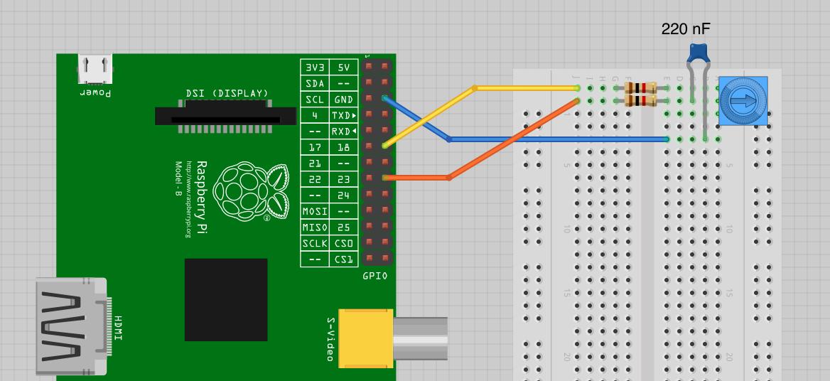 on raspberry pi potentiometer wiring diagram